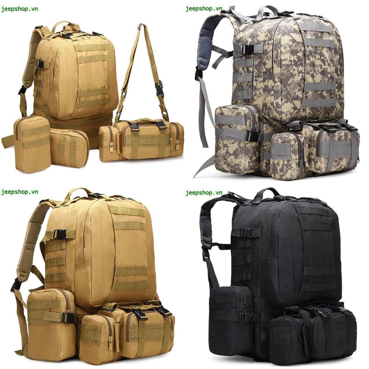 Chuyên cung cấp Ba lô , Túi đeo, Túi xách, Giày... phong cách lính - 5